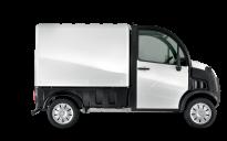 Aixam D Truck Van foto