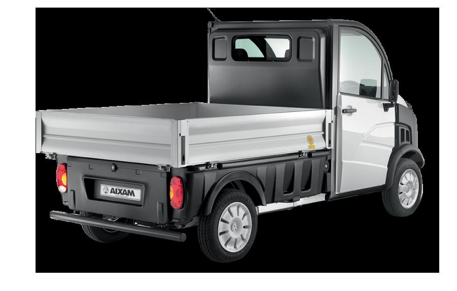 brommobiel te koop nieuwe aixam d truck laadbak 45km auto. Black Bedroom Furniture Sets. Home Design Ideas